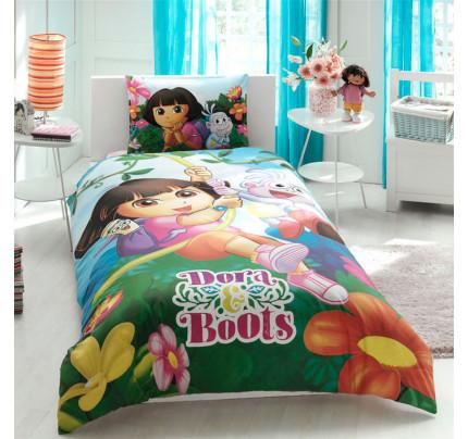 Детское постельное белье TAC Dora and Boots
