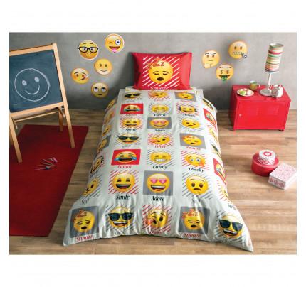 Детское постельное белье TAC Emoji