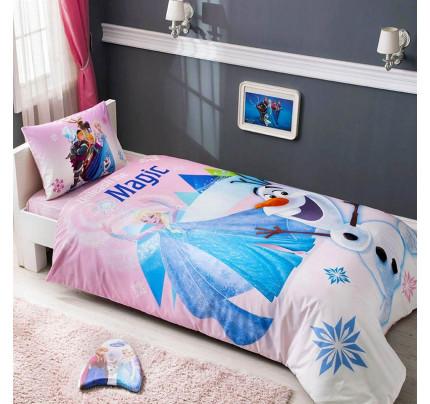 Детское постельное белье TAC Frozen Pink
