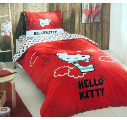 Детское постельное белье TAC Hello Kitty Bow