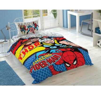 Детское постельное белье TAC Marvel Comics