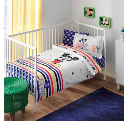 Детское белье в кроватку TAC Mickey Sketch