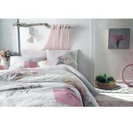 Постельное белье TAC Betsy (розовое)