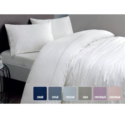 Постельное белье Tivolyo Home Casual (серый)