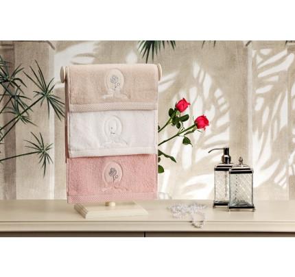 Набор салфеток Tivolyo Home Mothers day (3 предмета) 30x50