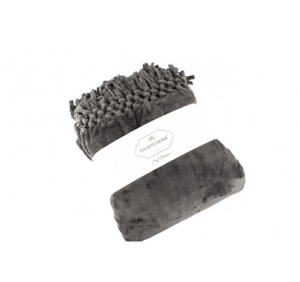 Tivolyo Home Nappa Soft плед (серый)