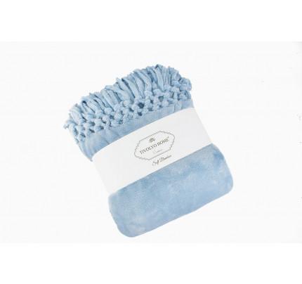 Tivolyo Home Nappa Soft плед (синий)