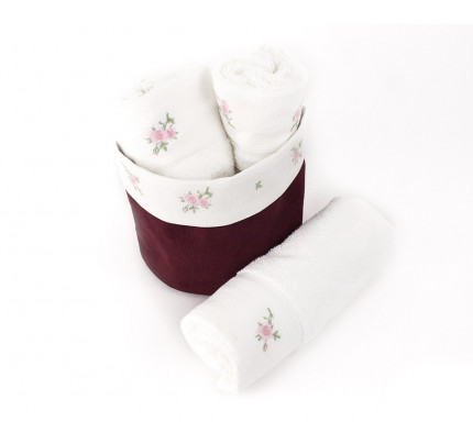Cалфетки для кухни Tivolyo Rosella (3 предмета) 30x30