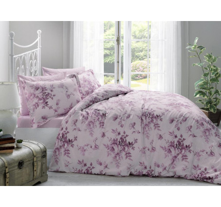 Постельное белье Tivolyo Home Bella Rose (розовый)