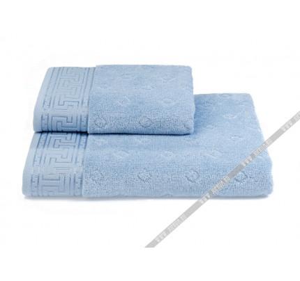 Полотенце Soft Cotton Vera (светло-голубое)