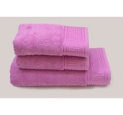Полотенце Soft Cotton Vera (малиновое)