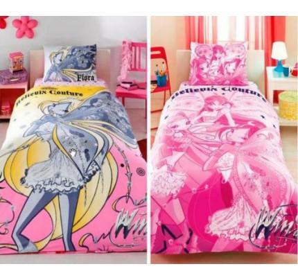 Детское постельное белье TAC Winx Belevix Couture Flora