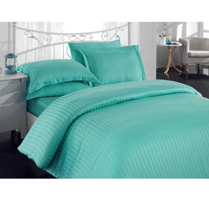 Постельное белье Hobby Home Diamond Stripe (зеленый)