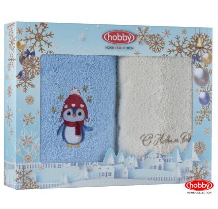 Набор новогодних салфеток Hobby Home A4 (30x50, 2 предмета)