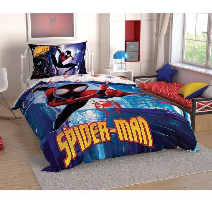 Детское постельное белье TAC Spiderman İnto The Spider Verse