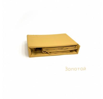 Простынь Karven сатин (золотой)