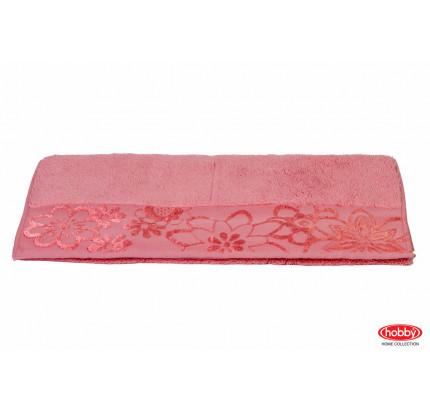 Полотенце Hobby Home Dora (темно-розовое)