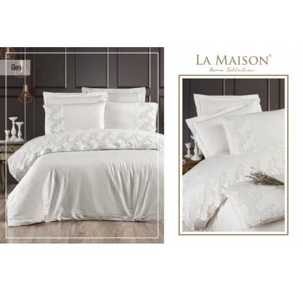 Постельное белье La Maison Glory евро