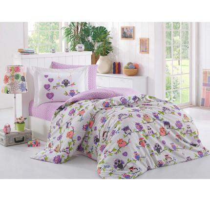 Hobby Home Candy (лиловый) детское постельное белье