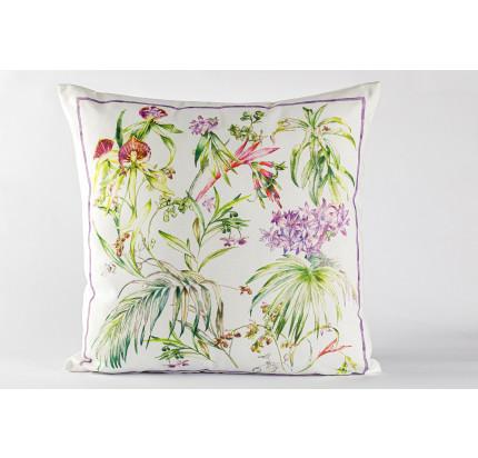 Декоративная подушка Tivolyo Orchid 40x40
