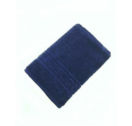 Полотенце TAC Greek Ornament (темно-синее)