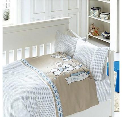 Детское постельное белье First Choice Baby mavi
