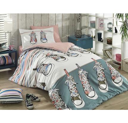 Hobby Home Layla (зеленый) детское постельное белье