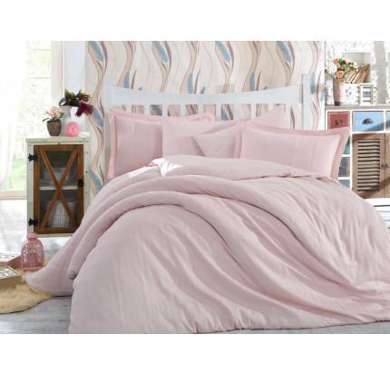 Постельное белье Hobby Home Stripe (нежно-розовый)