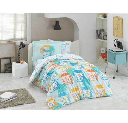 Hobby Home Renata (минт) детское постельное белье