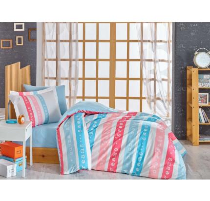 Hobby Home Sweet Dreams (голубой) детское постельное белье