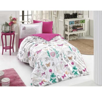 Hobby Home Rosella (фуксия) детское постельное белье