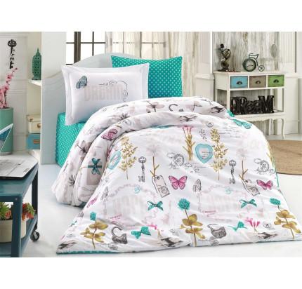Hobby Home Rosella (зеленый) детское постельное белье