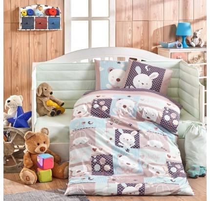 Набор в кроватку Hobby Home Baby Snoopy (минт)