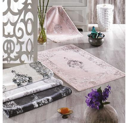 Набор ковриков Zebra Casa Karsten (50x70+70x120)
