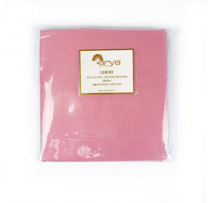 Пододеяльник Arya Camino (розовый)