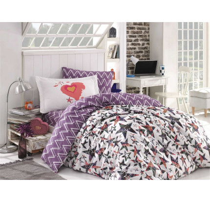 Hobby Home Carmen (лиловый) детское постельное белье