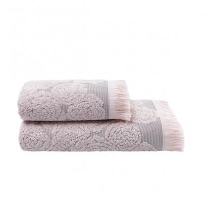 Полотенце Arya Nadine (розовое)