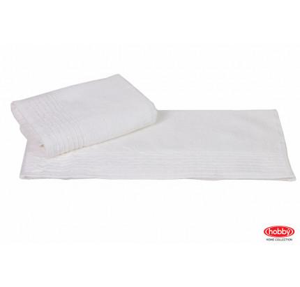 Полотенце Hobby Home Collection Gofre (белое)