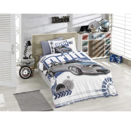 Hobby Home Drift (синий) детское постельное белье
