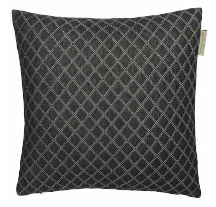 Декоративная наволочка Sofi de Marko Гранд (темно-серый) 45x45