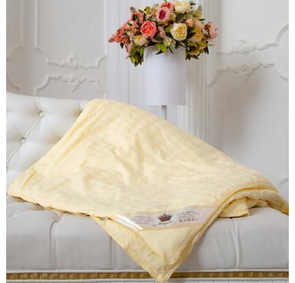 Одеяло Kingsilk Elisabette Элит бежевое (всесезонное)