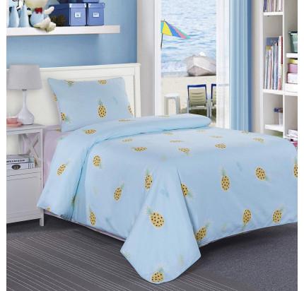 Sofi de Marko Ананасик (голубой) детское постельное белье