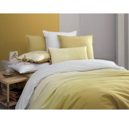 Постельное белье SAREV ранфорс San Marino (V4 желтый)