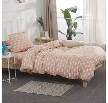 Sofi de Marko Моби Дик (розовый) детское постельное белье