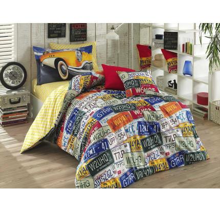 Hobby Home Classica (желтый) детское постельное белье