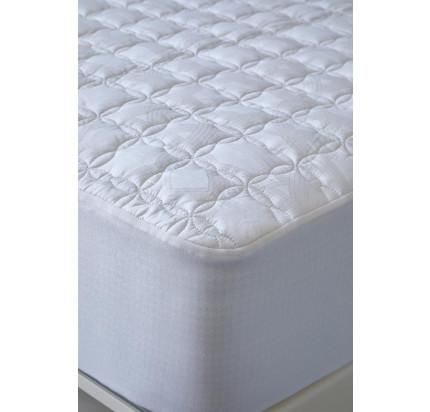 Наматрасник Soft Cotton шерсть 160x200