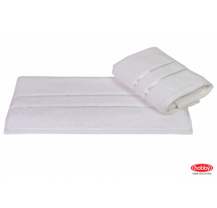Полотенце Hobby Home Collection Dolce (белое)