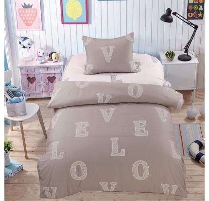 Sofi de Marko Love (серый) детское постельное белье
