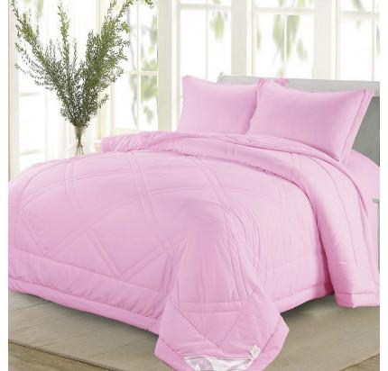 Набор с одеялом Sofi de Marko Сандра (розовый)