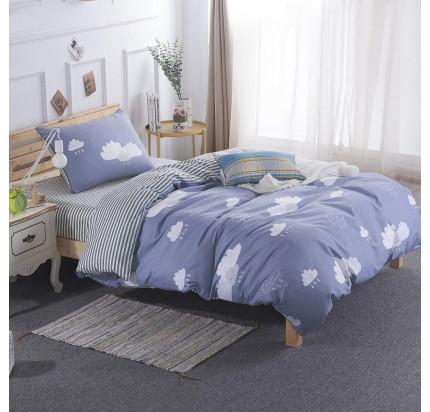 Sofi de Marko Облачко (фиолет) детское постельное белье